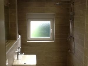 Badezimmer-Naßzellen